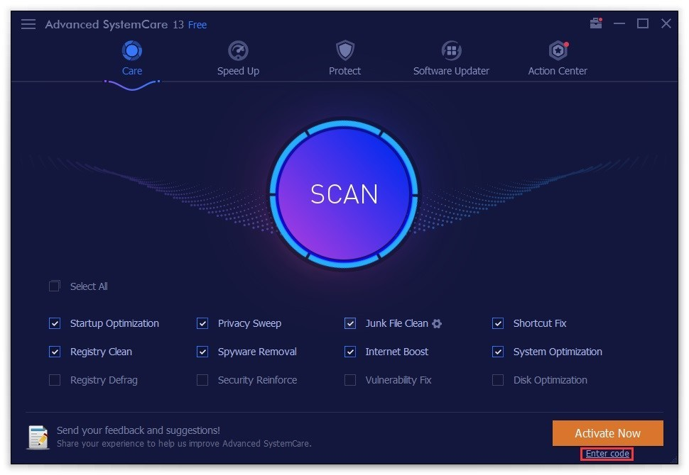 Advanced SystemCare Pro 14.4.0.277 Crack With License key Download