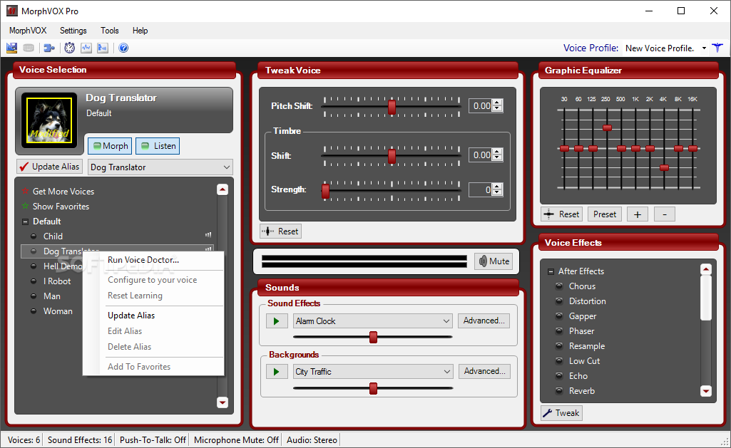 MorphVOX Pro 4.4.85 Full Crack + Serial key [Latest] Free Download