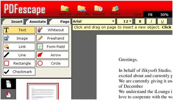 PDFescape Crack v4.2 License Key With Keygen Full Version Download