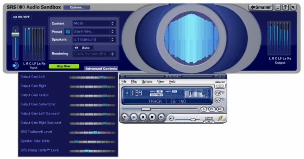 SRS Audio SandBox 1.10.2.0 Crack with Keygen Latest 2021 Download