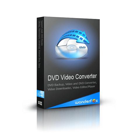 WonderFox DVD Video Converter 25.8 Crack with License key {2021}