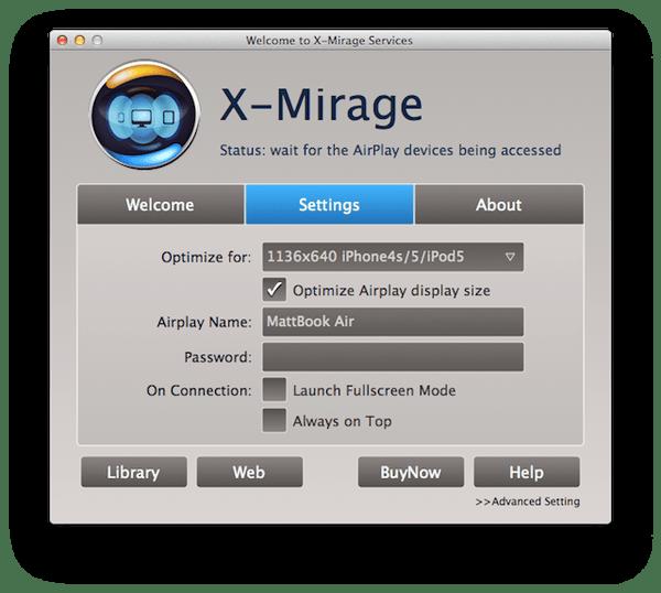 X Mirage 2.5.2 Crack & Key 2021 [Latest] Full Download