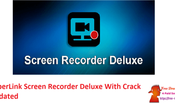 Cyberlink Screen Recorder deluxe crack With Serial Key [Latest Version]