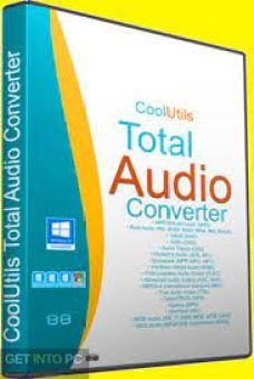 CoolUtils Total Audio Converter 6.1.0.253 Crack & License Key [2021]