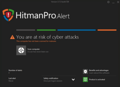 HitmanPro 3.8.23 Crack And Product Key [Latest Version] Free download